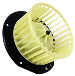 1967 - 1977 Camaro Heater Fan Blower Motor with Squirrel Cage Fan, Without Air Conditioning