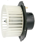 1986 - 1992 Heater Fan Blower Motor with Fan / Wheel, With Air Conditioning