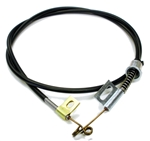 1970 - 1973 Camaro Heater Control Cable for Cars with Air Conditioning
