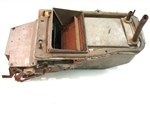 1969 Heater Box Assembly, Under Dash, With Air Conditioning, GM Original Used