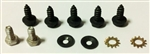 1970 - 1981 Camaro Heater Control Cable Mounting Hardware Set, Non Air