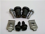 1969 Camaro Air Conditioning Condenser Mounting Hardware Set