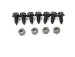 1967 - 1969 Camaro Header Panel Mounting Hardware Set, 11 Pieces | Camaro Central