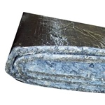 Heat and Sound Deadening Control Insulation Roll