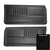 1982 - 1985 Camaro Door Panels Set, Standard Interior, Pre-Assembled, Pair