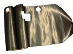 1968 - 1969 Door Panel Water Shields Set, Convertible, Front, 2 Piece Set