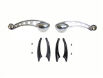 1967 - 1981 Custom Chrome Window Cranks Set, Pair