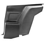1970 - 1971 Camaro Rear Arm rest Side Panel Molding, RH