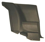 1972 - 1981 Camaro Rear Arm Rest Side Panel, LH