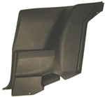 1972 - 1981  Camaro Rear Arm Rest Side Panel, RH