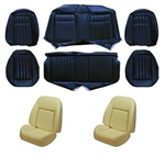 1967 - 1969 Custom Pro Touring Style TMI Sport Seat Covers