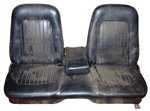 1967-1969 Camaro Front Bench Seat Assembly, Original GM Used