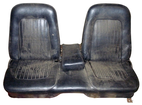 Incredible 1967 1969 Camaro Front Bench Seat Assembly Gm Original Used Gmtry Best Dining Table And Chair Ideas Images Gmtryco