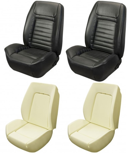 Brilliant 1968 Dlx Camaro Custom Tmi Sport Ii Seat Front Seat Covers And Foam Set Deluxe Interior Onthecornerstone Fun Painted Chair Ideas Images Onthecornerstoneorg