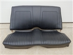 1967 - 1968 Camaro Rear Seat Assembly, Coupe Original GM Used
