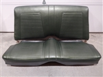 1969 Camaro Rear Seat Assembly, Coupe GM Original Used