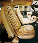 1973 Camaro Standard Front and Rear Interior Seat Cover Upholstery Set