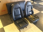 1975 - 1981 Front and Rear Seats Set, Original GM Used