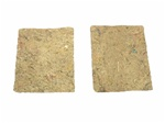 1967 - 1981 Kick Panel Insulation Pads, Pre-Cut, Pair