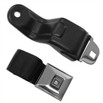1968 - 1969 Camaro Front OE Style DELUXE Seat Belt, Each