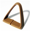 1977 - 1981 Camaro Seat Belt Shoulder Side Guide, Tan