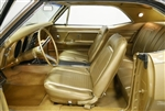 1967 Master Interior Kit, Deluxe, Coupe