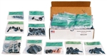 1969 Camaro Master Interior Screw Kit for Coupe models with Deluxe Interior