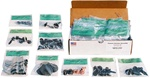 1968 Master Interior Screw Kit, Convertible, Standard