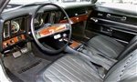 1969 Camaro Comfortweave Deluxe Interior Kit, Coupe Stage 3