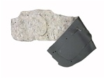 1982 - 1992 Firewall Insulation Pad with or without Air Conditioning , Fasteners Included