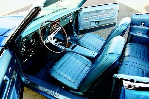 1968 camaro deluxe interior kit convertible stage 1 for 69 camaro complete interior kit