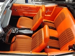 1969 Camaro Interior Kit, Deluxe Convertible Houndstooth, Stage 1