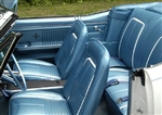 1967 Camaro Interior Kit, Deluxe Option, Convertible Stage 2