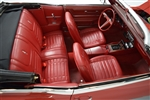 1968 Interior Kit, Deluxe, Convertible, Stage 2