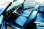 1968 Camaro Master Interior Kit, Deluxe Convertible, Stage 3