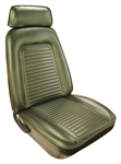 1969 Camaro Standard Front Bucket Seat Covers Set
