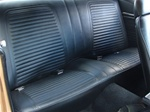 1969 Camaro Standard Rear Seat Cover Upholstery Set