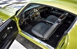 1970 Camaro Standard Front Buckets and Rear Seat Covers Set