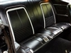 1967 Deluxe Rear Seat Covers Set