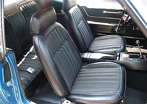 Fabulous 1969 Camaro Deluxe Comfortweave Front And Rear Seat Covers Upholstery Set Machost Co Dining Chair Design Ideas Machostcouk