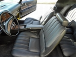 1970 Seat Covers Set, Front and Rear, Deluxe Interior