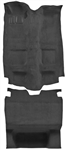 1982 - 1992 Camaro Complete Floor & Cargo Carpet Set, Molded