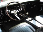 1968 Interior Kit, Standard, Coupe, Pre-Assembled Door Panels