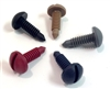 1982 - 1992 Camaro Interior Rear Hatch Cargo Panel Trim Screw, Plastic, Colors, Each