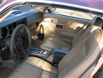 1981 Camaro Interior Kit, Standard Upholstery, Stage 2