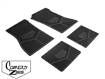 1970-1974 Custom Rubber Floor Mats Sets