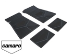 1975-1981 Custom Rubber Floor Mats Sets