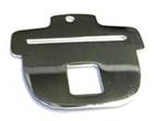 1967 - 1971 Seat Belt Buckle Tongue, Deluxe