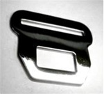 1967 - 1971 Seat Belt Buckle Tongue, Standard