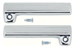 1978 - 1981 Camaro T-Top Fisher Chrome Release Handles, Pair
